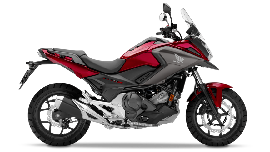 HONDA NC750X ym19 abs - Traction Control