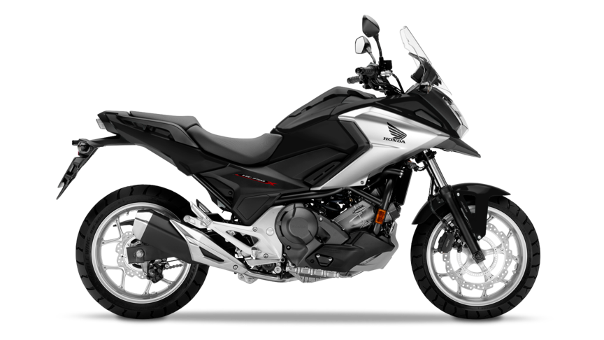 HONDA NC750X abs DCT - Traction Control