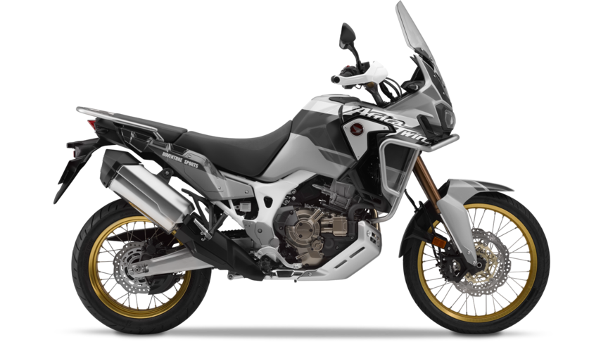 HONDA AFRICA TWIN abs - Adventure Sport ym19