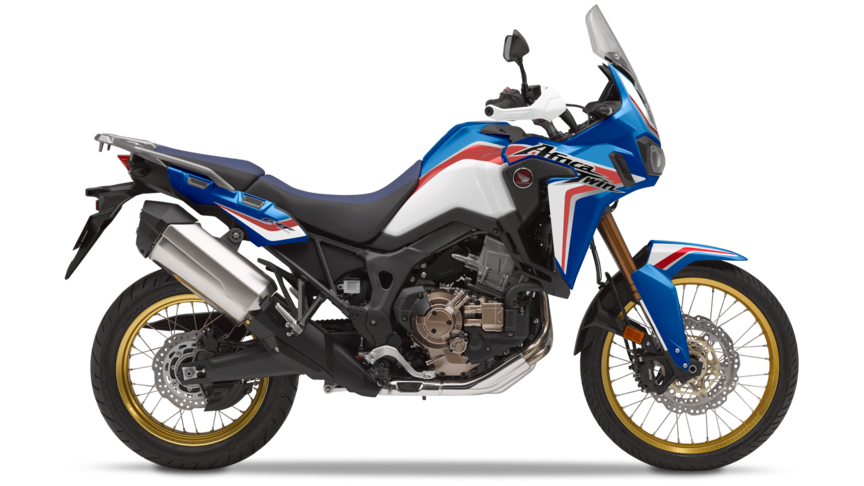 HONDA AFRICA TWIN abs DCT Tricolor ym19