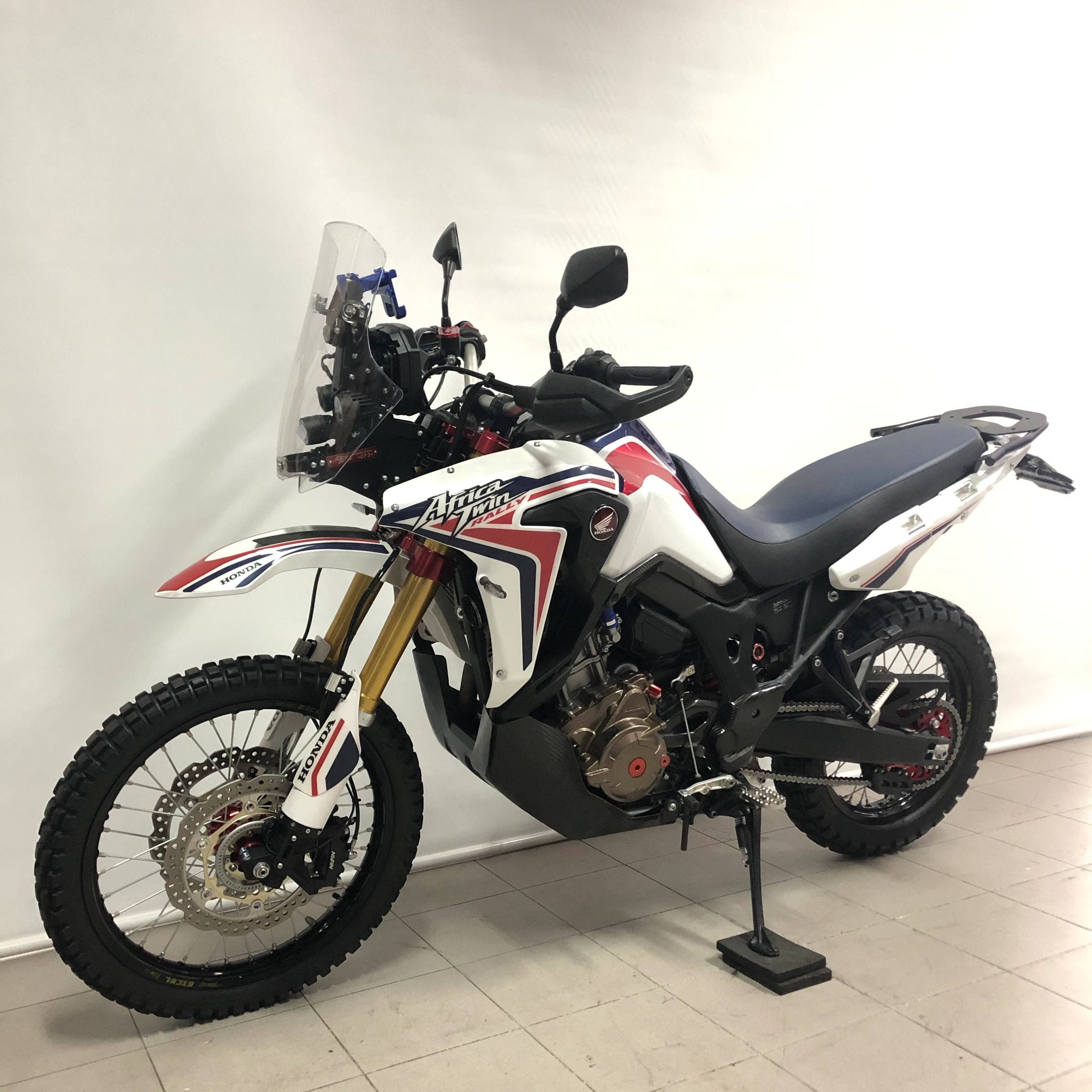 HONDA  AFRICA TWIN 1000 RALLY EDITION