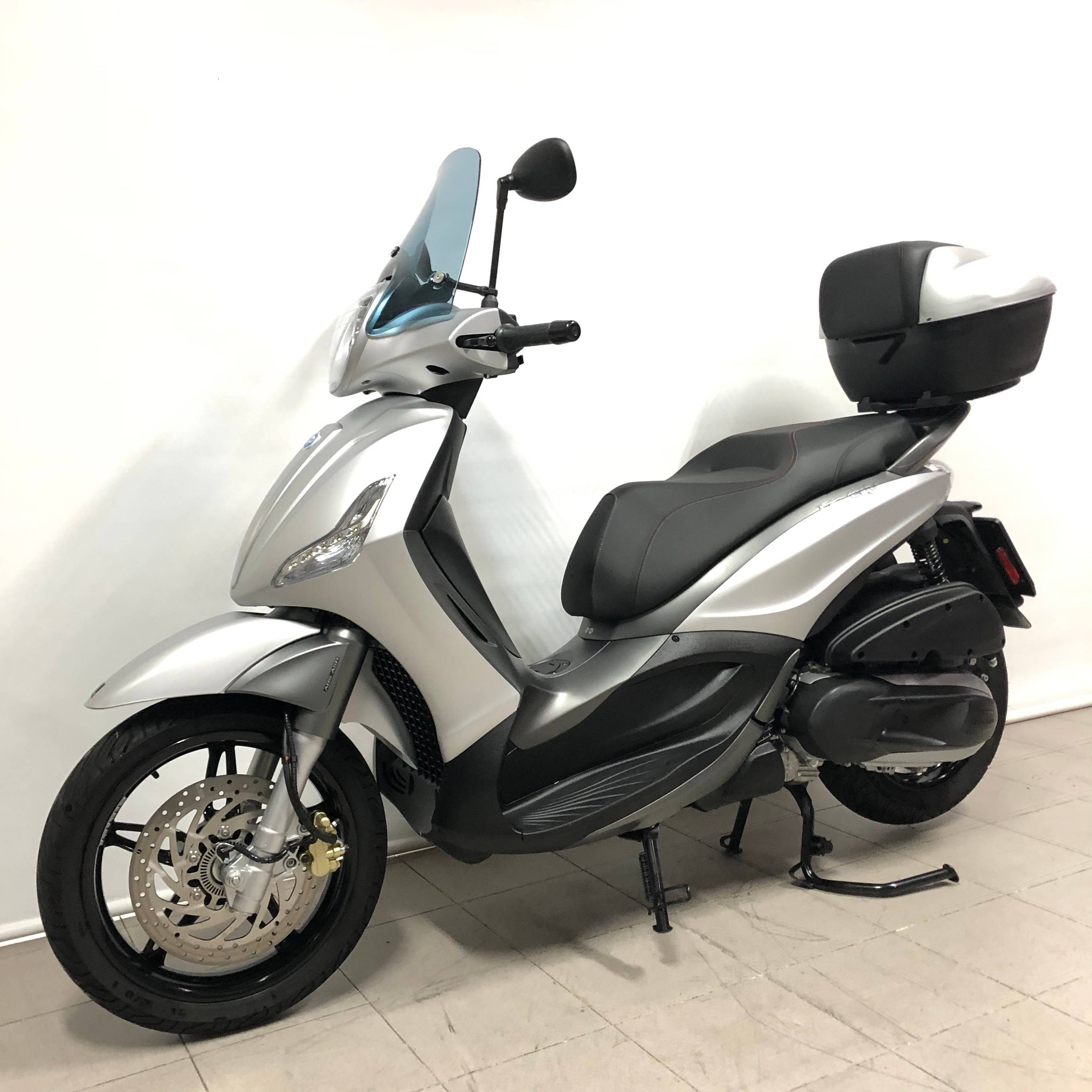 PIAGGIO  BEVERLY 350 ABS-ASR